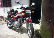Se vende empire horse rojo 2011 en 7.500.bs (negociable)