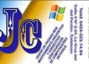 Configuracion y raparaciôn computadoras