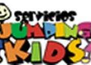 Servicios jumping kids. te ayudamos a planificar y organizar tu evento!!!