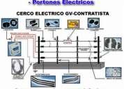 Reparacion de cerco electrico