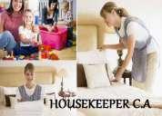 House keeper servicio domestico niñeras, domesticas de limpieza, matrimonios, enfermeras