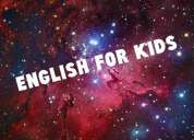 English for kids. inglés para niños y jóvenes