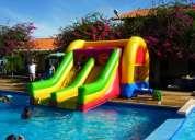 Alquiler de colchones inflables para fiestas infantiles y eventos