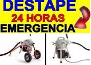 Destape 24 horas emergencia plomeria maracaibo c.a