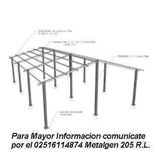 Estructura metalica para viviendas barquisimeto hogar jardin muebles - Estructura metalica vivienda ...