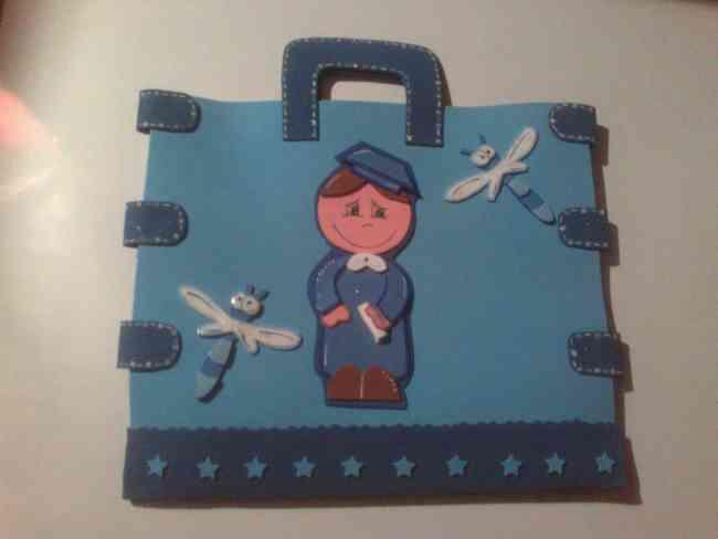 Imagenes carpetas de foami preescolar - Imagui