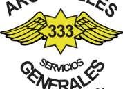 Servicios domesticos y mantenimiento outsourcing a empresas, arcangeles 333 c.a.