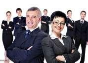 Supervisores, coordinadore y organizadores