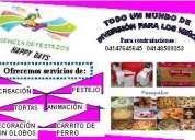 agencia de festejos happy days