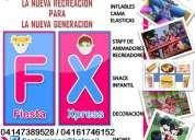 fiestas y eventos: fiesta xpress