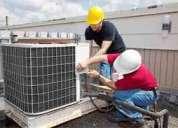servicio tecnico de refrigeracion,aires acondicionados y linea blanca en general.