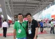 Interprete/traductor español-chino en guangzhou ,shenzhen e hongkong