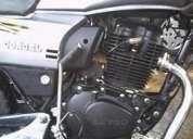 Moto skigo 150cc corcel año 2013, escucho ofertas razonables