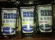 Mega mass 6000