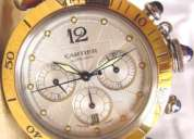 Compro relojes usados de buenas marcas ,y le daremos el mejor precio internacional al momento ,ccct