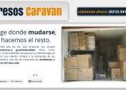 Servicio de mudanzas expresos caravan 0212 8141990