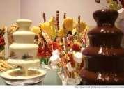 Fuentes de chocolate (alquiler)