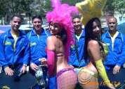 Lucas samba show
