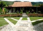 Bella casa tipo chalet en tabay.  3hab y 2 bañ. 700 mts2