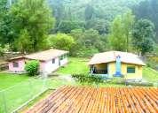 Chalet y cabañas en venta en mérida, tabay.  2 propiedades 2208 mts2.