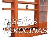 DiseÑos dekocinas c.a