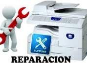 Reparacion de impresoras multifuncional samsung xerox canon hp canon epson servicio a domicilio