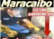 Plomeria destape de sumideros bajantes tanquillas y mas en maracaibo evaluo gratis