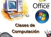 Doy clases de computación