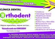 Se busca ortodoncista con experiencia