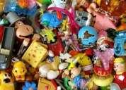 Compro juguetes usados