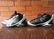 Zapatos para jugar softball reebok originales