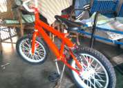 Bicicleta grecor rin 16
