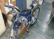 Vendo  bicicleta montañera rin 26