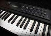 Vendo teclado roland