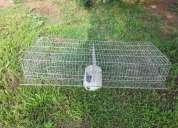 jaula para la cria de codornices