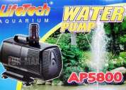 Bomba de agua sumergible lifetech ap5800 12mil lts/h