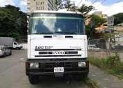 Se vende camion iveco tector de plataforma