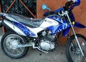 Moto md lechuza 2014 cero kms