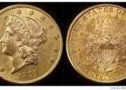 Compro oro cualquier quilate, joyas, monedas de plata y oro, billetes. 2014