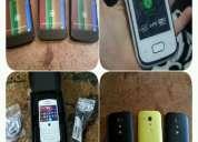 Vendo telefonos liberados