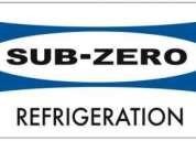 Servicio tecnico sub zero neveras congeladores fabricadores de hielo viñeras 02122278460 0212745189