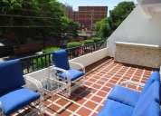 Apartamento con terraza. 4 habitaciones. bellas artes. maracaibo