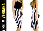 Shorts crop tops faldas circulares y mas para este año aprovecha