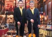 Boleros en caracas, trio, duo , show serenata, guitarras