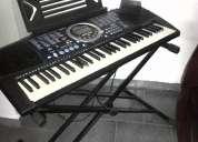 teclado panasonic como nuevo.. forro-bases